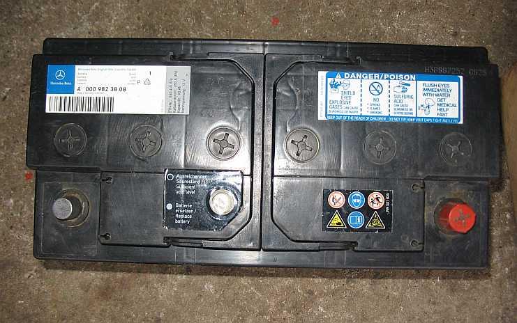 oldtimer tipps f r mercedes gel ndewagen 460 und 463 zweitbatterie 240gd u a. Black Bedroom Furniture Sets. Home Design Ideas
