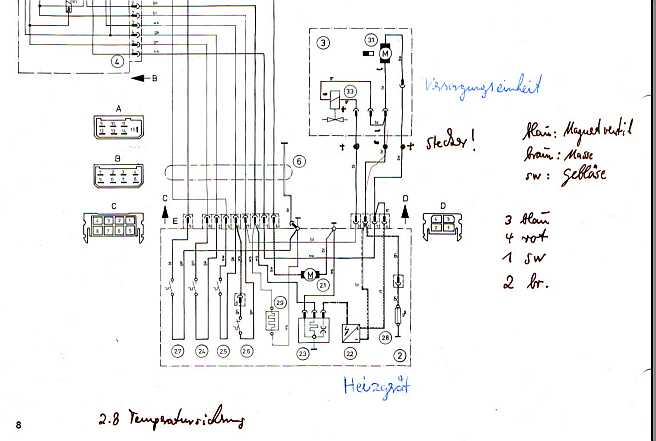 mercedes benz 560sl diagram