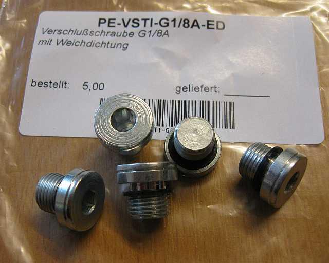 Haftschleifscheiben D125mm Sparpack